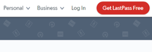 LastPass - Free Signup icon