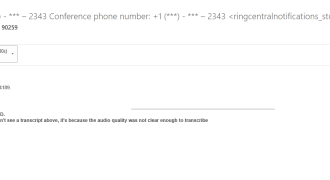 """Fake Voicemail Email (March 2019) – Note: Nonsense sender & recipient address, non-specific content & poorly formatted – Source: <a href=""""https://help.sentrian.com.au/knowledge/get-support/"""" target=""""_blank"""" rel=""""noopener"""">Sentrian Service Desk</a>"""